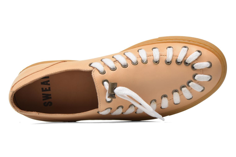 Chaussures à lacets Swear BLAKE 2 BIS Beige vue gauche