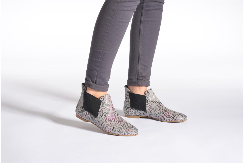Bottines et boots Ippon Vintage Peal south Jaune vue bas / vue portée sac