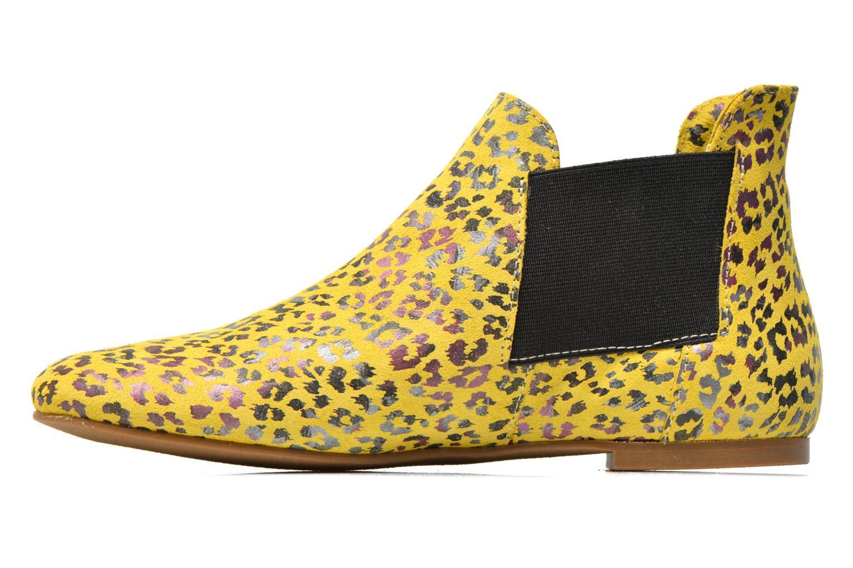 Bottines et boots Ippon Vintage Peal south Jaune vue face