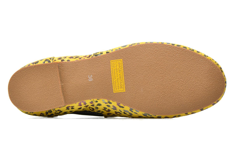 Stiefeletten & Boots Ippon Vintage Peal south gelb ansicht von oben