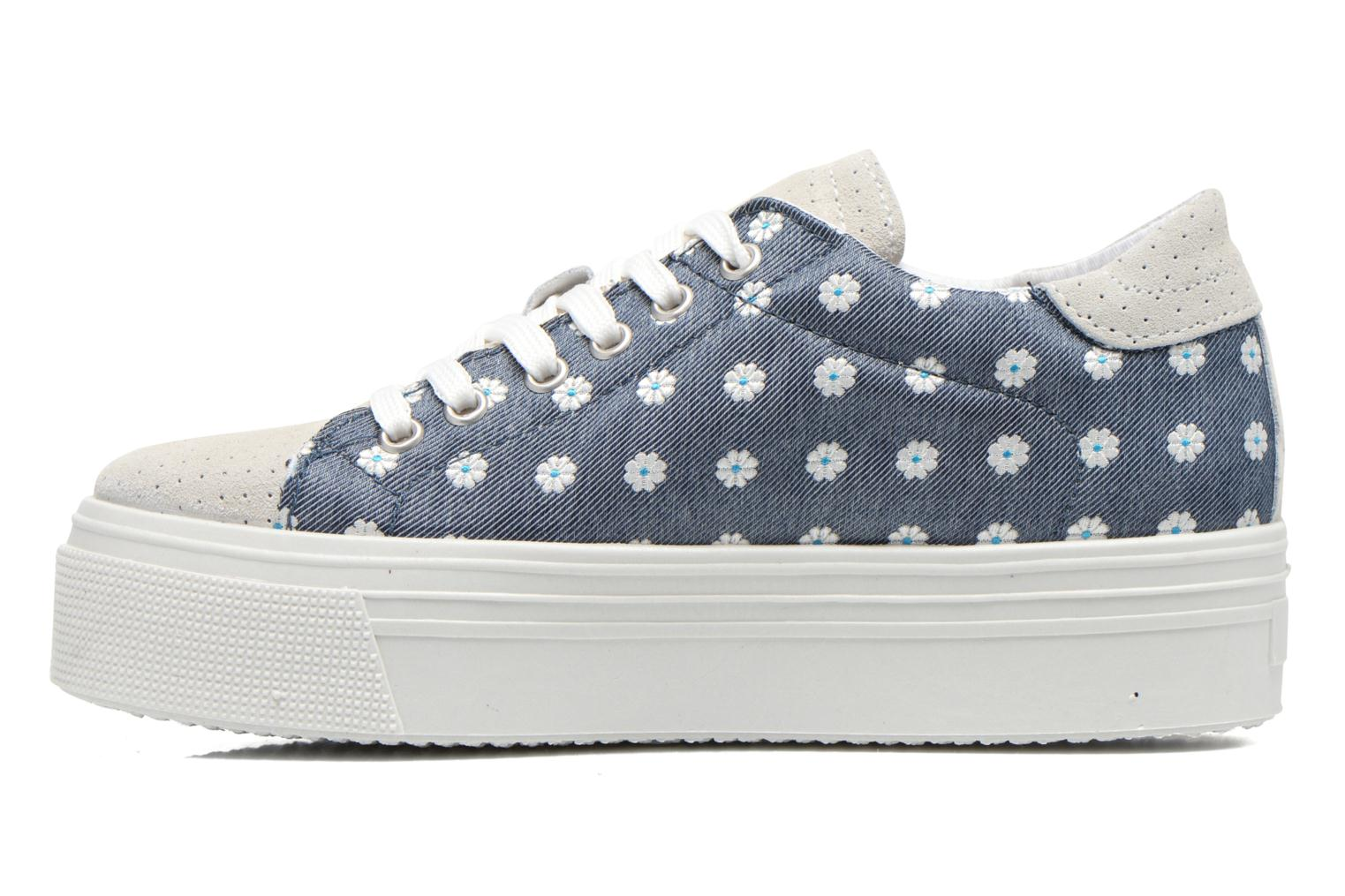 Trainers Ippon Vintage Tokyo jeans Multicolor front view