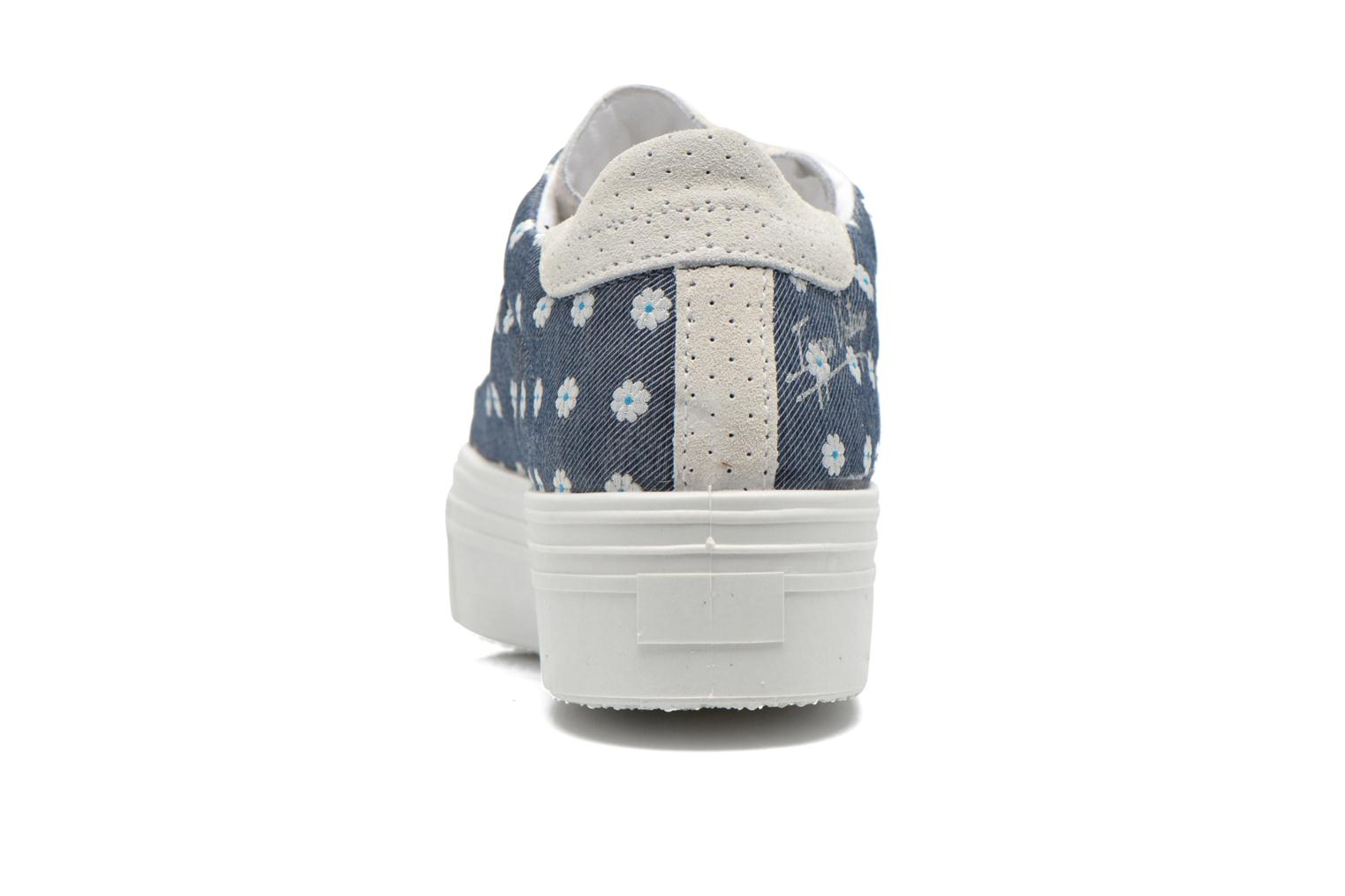 Trainers Ippon Vintage Tokyo jeans Multicolor view from the right