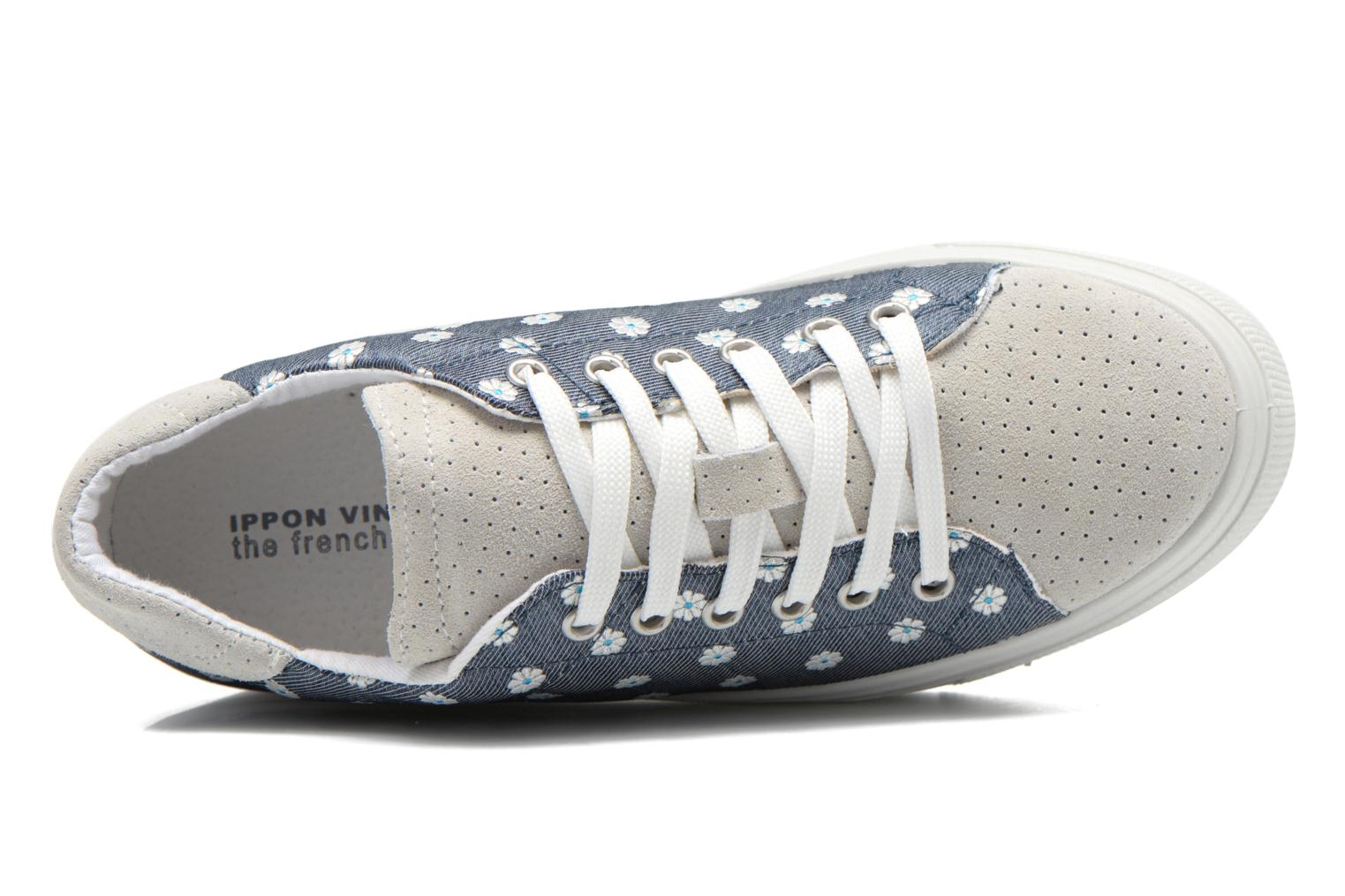 Trainers Ippon Vintage Tokyo jeans Multicolor view from the left