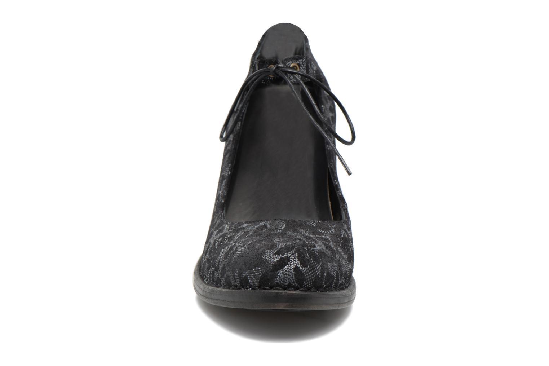 High heels Neosens Baladi S278 Black model view