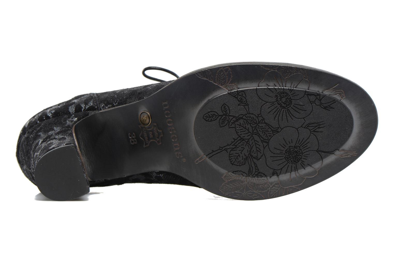 High heels Neosens Baladi S278 Black view from above