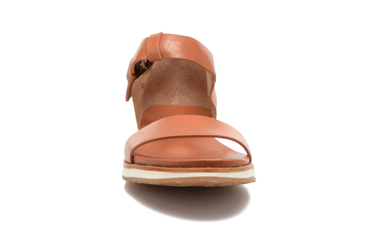 Sandals Neosens Cortese S502 Brown model view