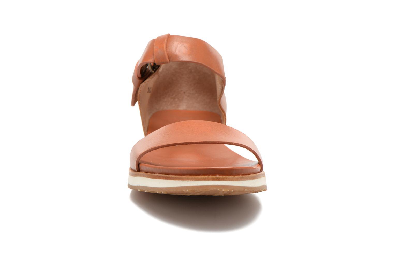 Sandalen Neosens Cortese S502 braun schuhe getragen