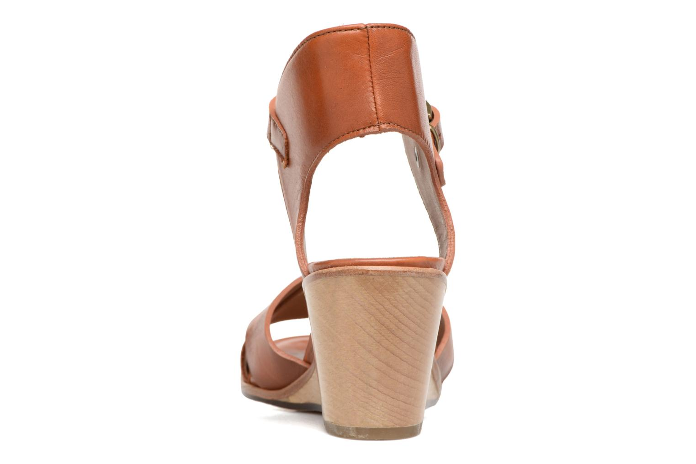 Sandali e scarpe aperte Neosens Noah S216 Marrone immagine destra