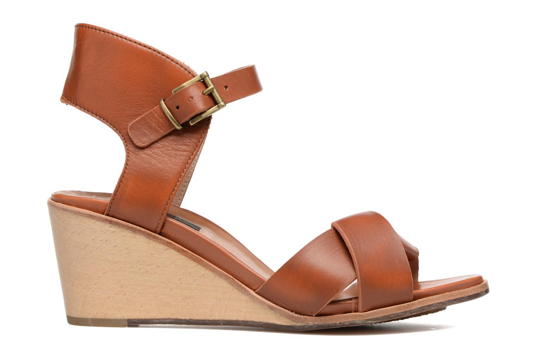 Sandali e scarpe aperte Neosens Noah S216 Marrone immagine posteriore