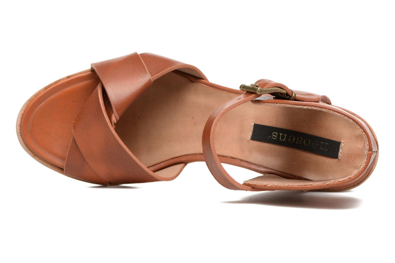 Sandali e scarpe aperte Neosens Noah S216 Marrone immagine sinistra