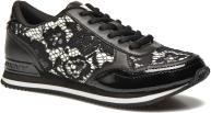 018 lace black/white