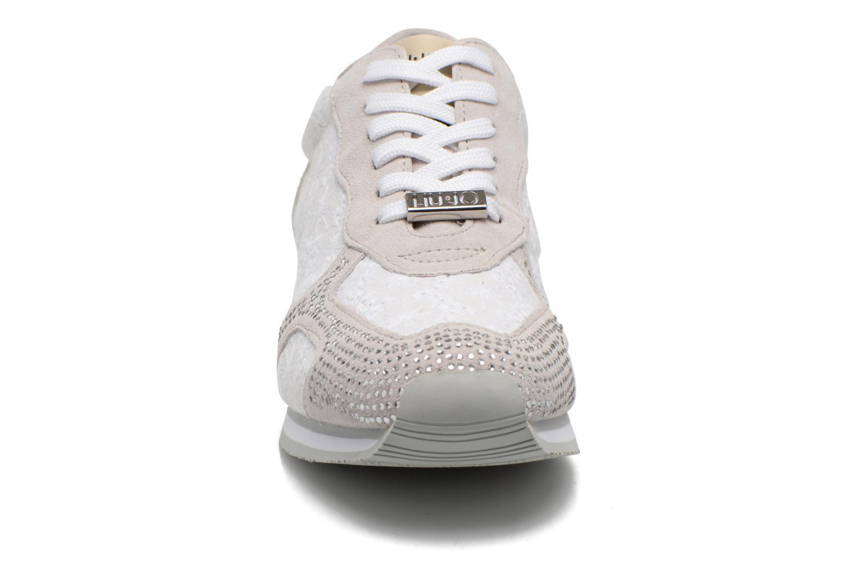 Baskets Liu Jo Malice Blanc vue portées chaussures