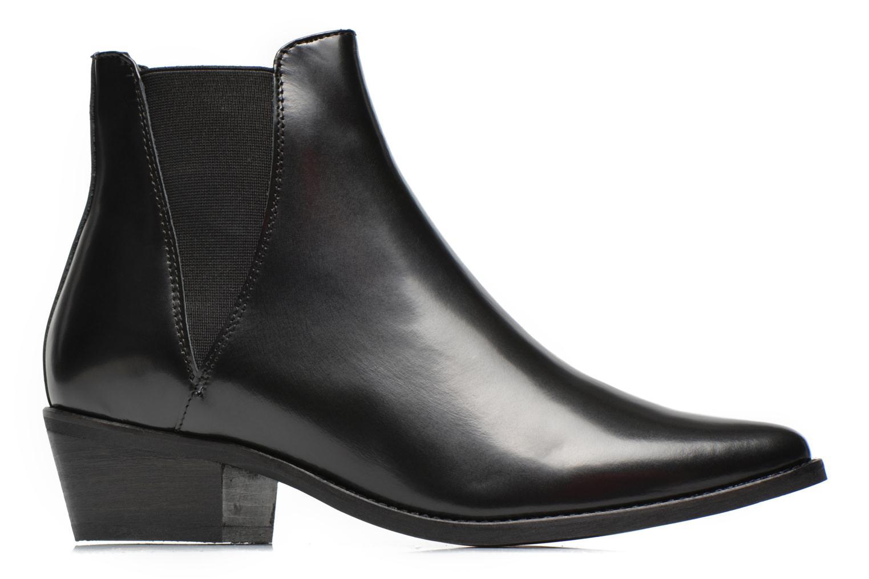 Boots en enkellaarsjes Steve Madden ANYML Zwart achterkant