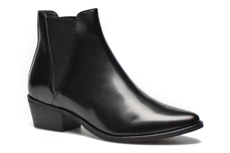 Bottines et boots Steve Madden ANYML Noir vue détail/paire