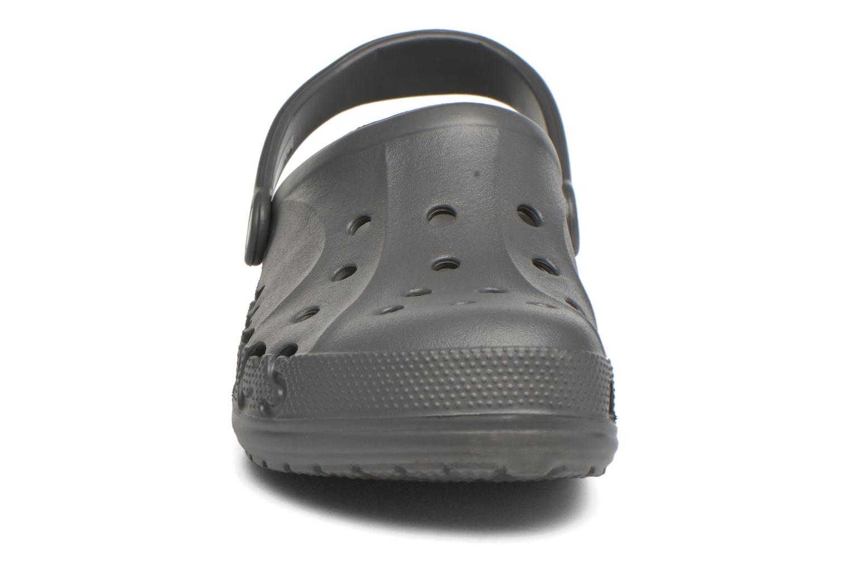 Sandalen Crocs Baya H schwarz schuhe getragen
