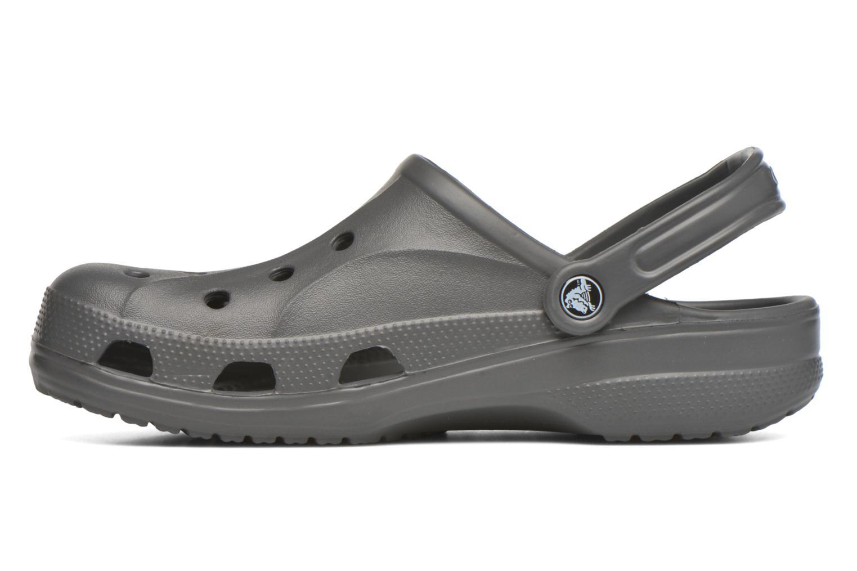 Sandalen Crocs Baya H schwarz ansicht von vorne