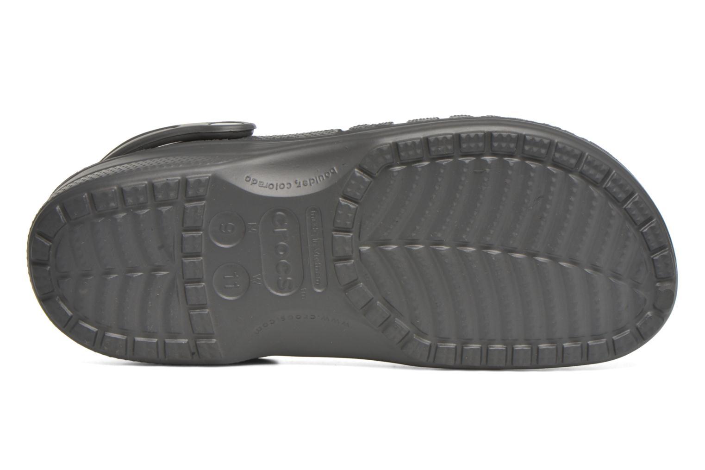 Sandalen Crocs Baya H schwarz ansicht von oben
