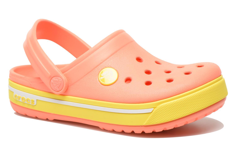 Crocs - Kinder - Croc band Clog K - Sandalen - orange HaLri7il1