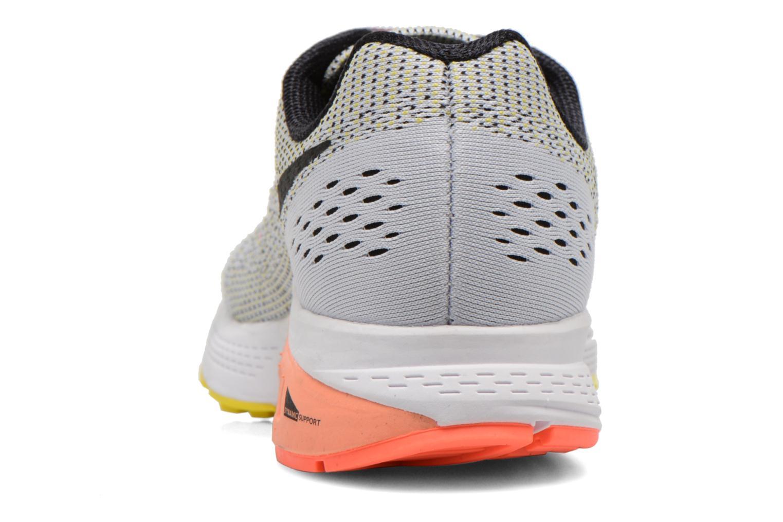 Zapatillas de deporte Nike W Nike Air Zoom Structure 19 Gris vista lateral derecha