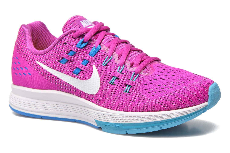 W Nike Air Zoom Structure 19 Hypr Vlt/White-Gmm Bl-Pht Bl