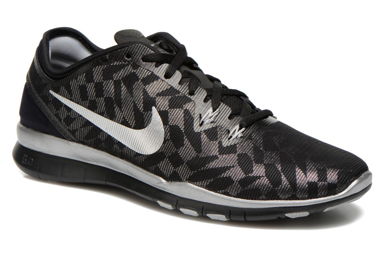 Nike W Nike Free 5.0 Tr Fit 5 Mtlc Black