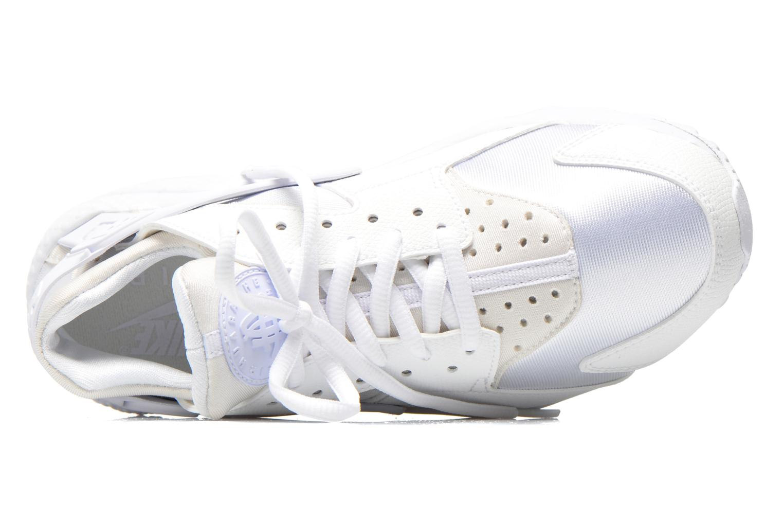 Sneakers Nike Wmns Air Huarache Run Vit bild från vänster sidan