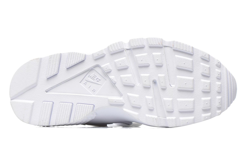 Baskets Nike Wmns Air Huarache Run Blanc vue haut