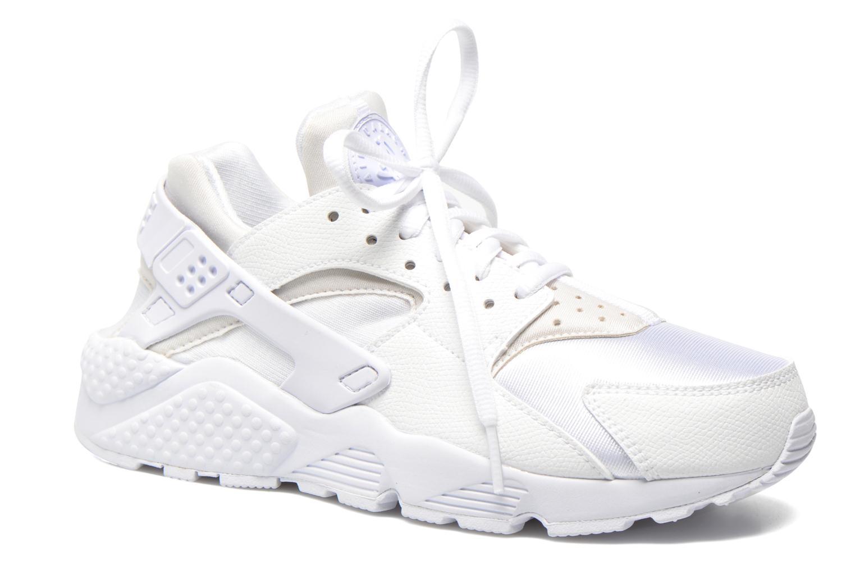 Zapatos promocionales Nike Wmns Air Huarache Run (Blanco) - Deportivas   Cómodo y bien parecido