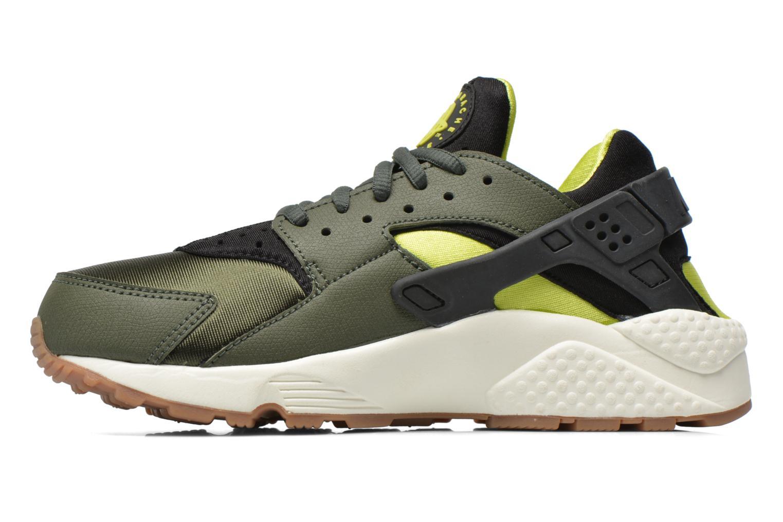 Sneaker Nike Wmns Air Huarache Run grün ansicht von vorne