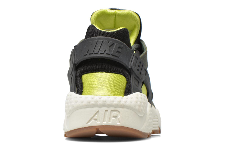 Sneaker Nike Wmns Air Huarache Run grün ansicht von rechts