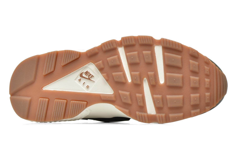 Sneaker Nike Wmns Air Huarache Run grün ansicht von oben