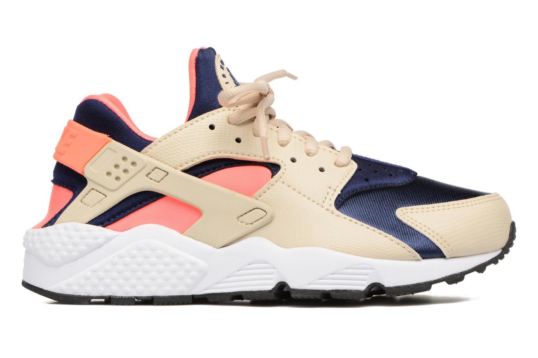 Sneaker Nike Wmns Air Huarache Run beige ansicht von hinten