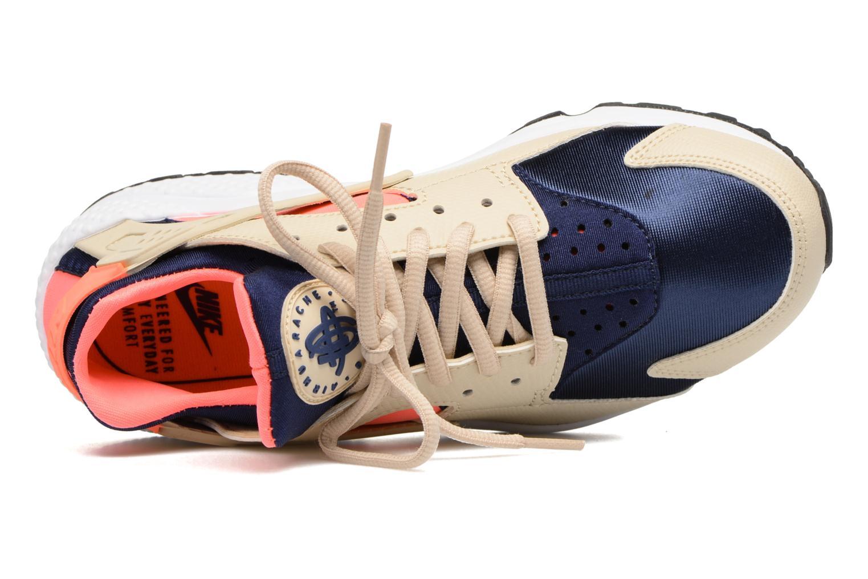 Sneaker Nike Wmns Air Huarache Run beige ansicht von links