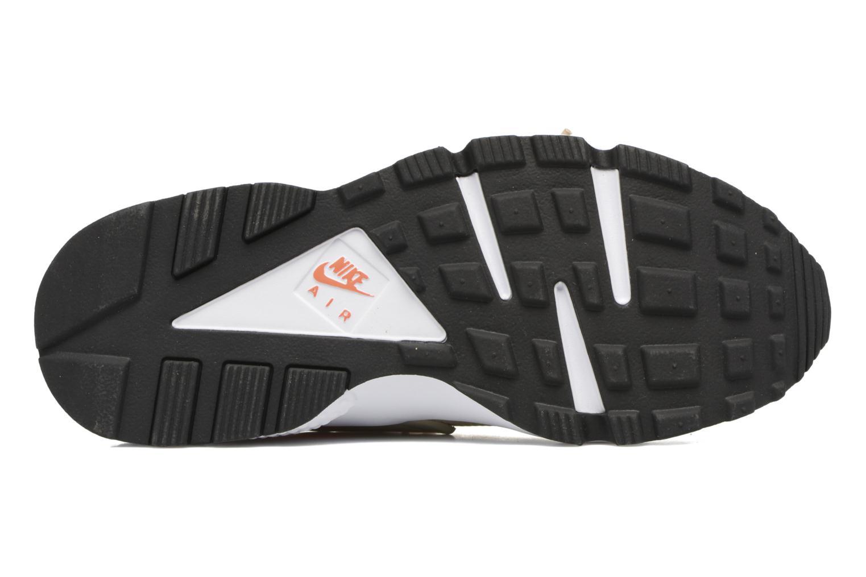 Sneaker Nike Wmns Air Huarache Run beige ansicht von oben