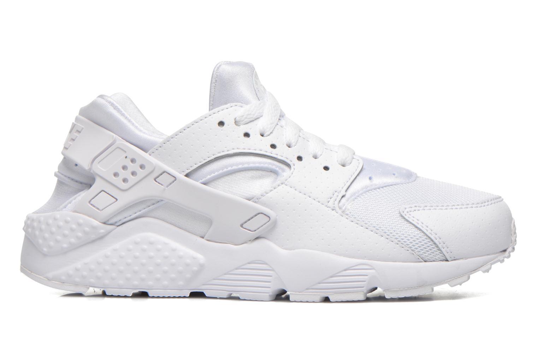 Nike Huarache Run (Gs) White/White-Pure Platinum