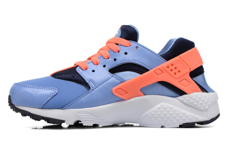 Sneaker Nike Nike Huarache Run (Gs) blau ansicht von vorne