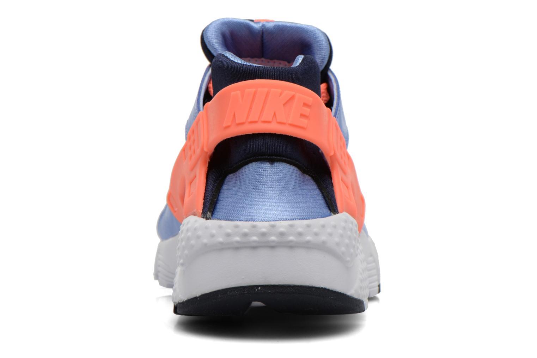 Sneaker Nike Nike Huarache Run (Gs) blau ansicht von rechts