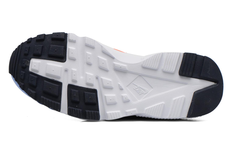 Sneaker Nike Nike Huarache Run (Gs) blau ansicht von oben
