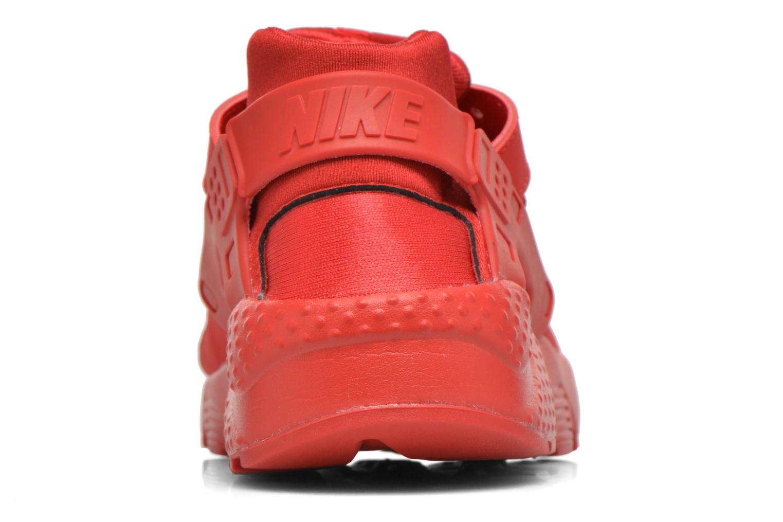 Sneaker Nike Nike Huarache Run (Gs) rot ansicht von rechts