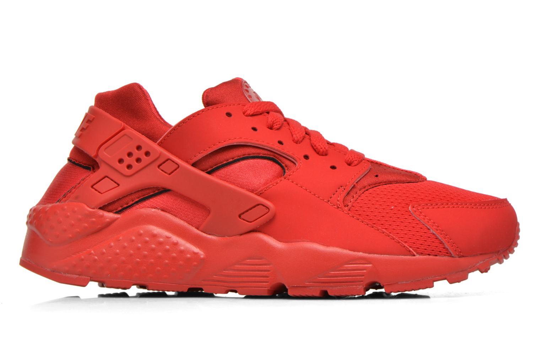 Sneaker Nike Nike Huarache Run (Gs) rot ansicht von hinten