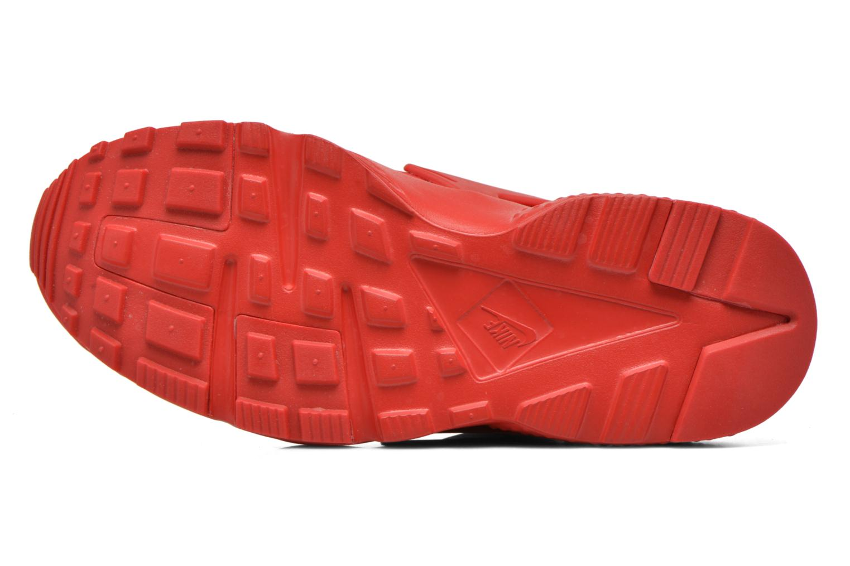 Sneaker Nike Nike Huarache Run (Gs) rot ansicht von oben