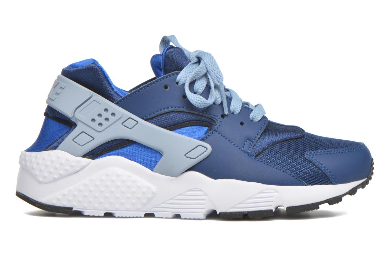 Baskets Nike Nike Huarache Run (Gs) Bleu vue derrière