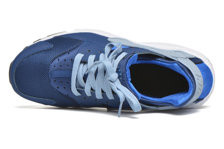 Nike Huarache Run (Gs) Coastal Blue/Blue Grey-Hyper Cobalt
