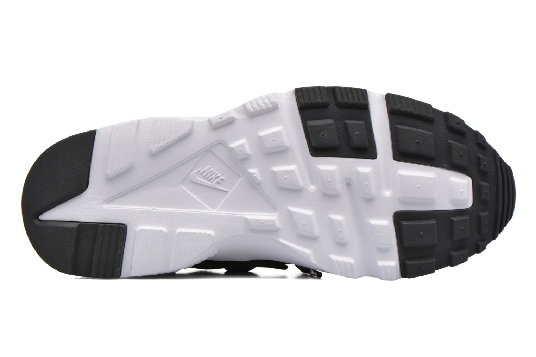 Deportivas Nike Nike Huarache Run Print (Gs) Negro vista de arriba