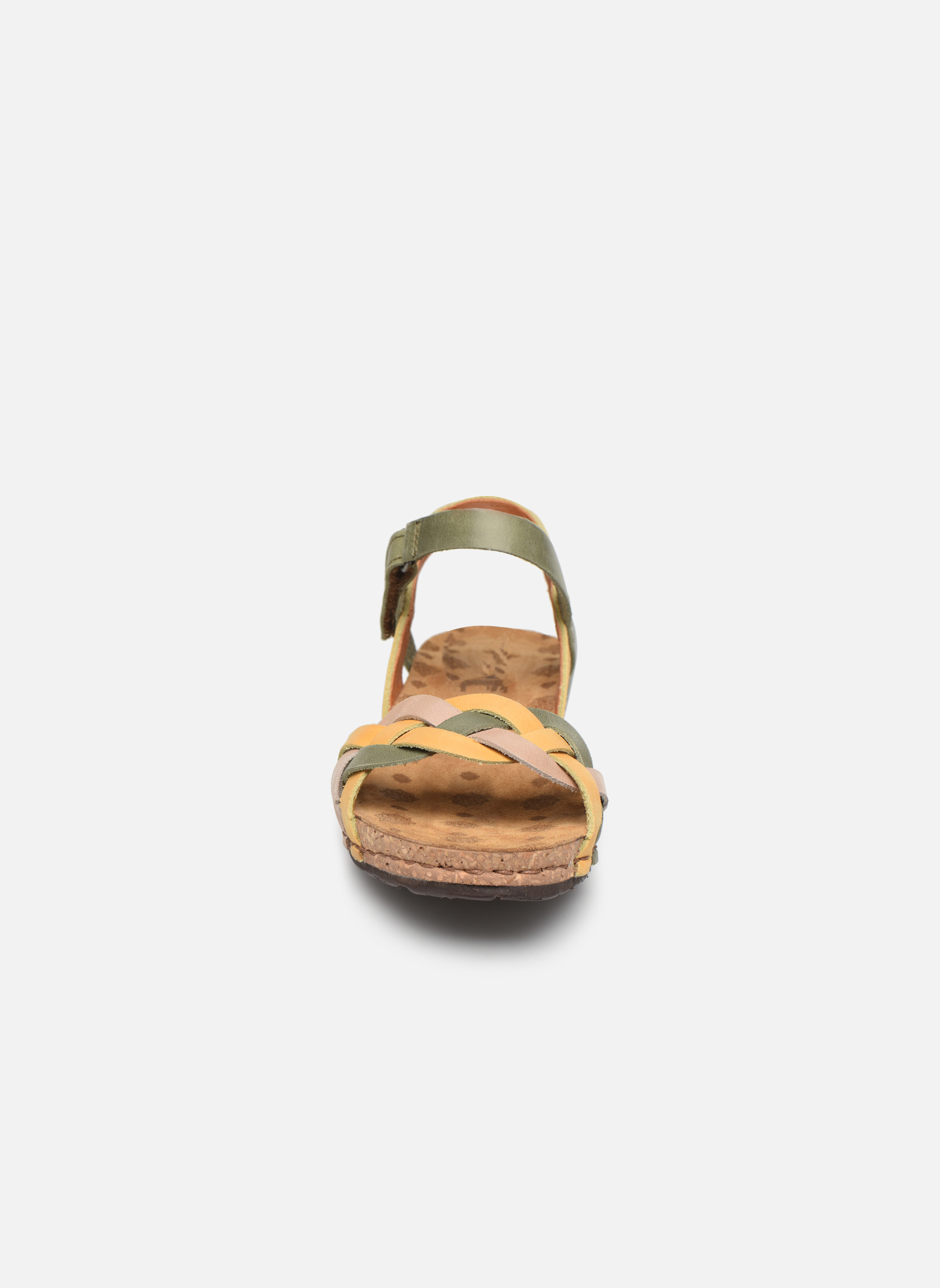 Sandales et nu-pieds Art Pompei 735 Multicolore vue portées chaussures