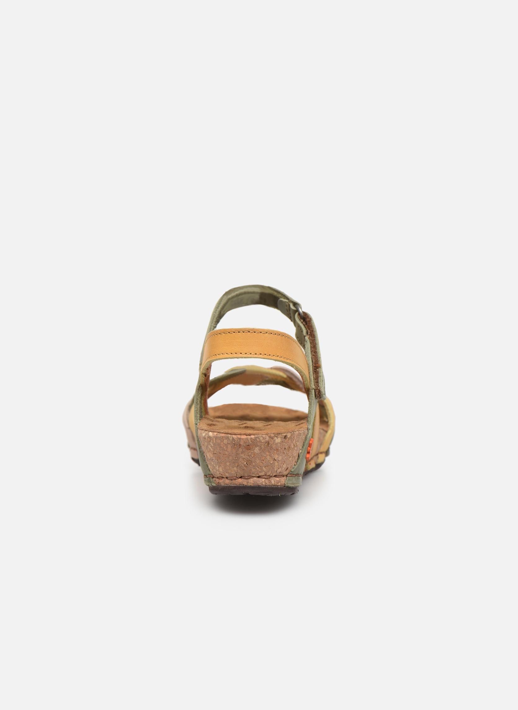 Sandales et nu-pieds Art Pompei 735 Multicolore vue droite