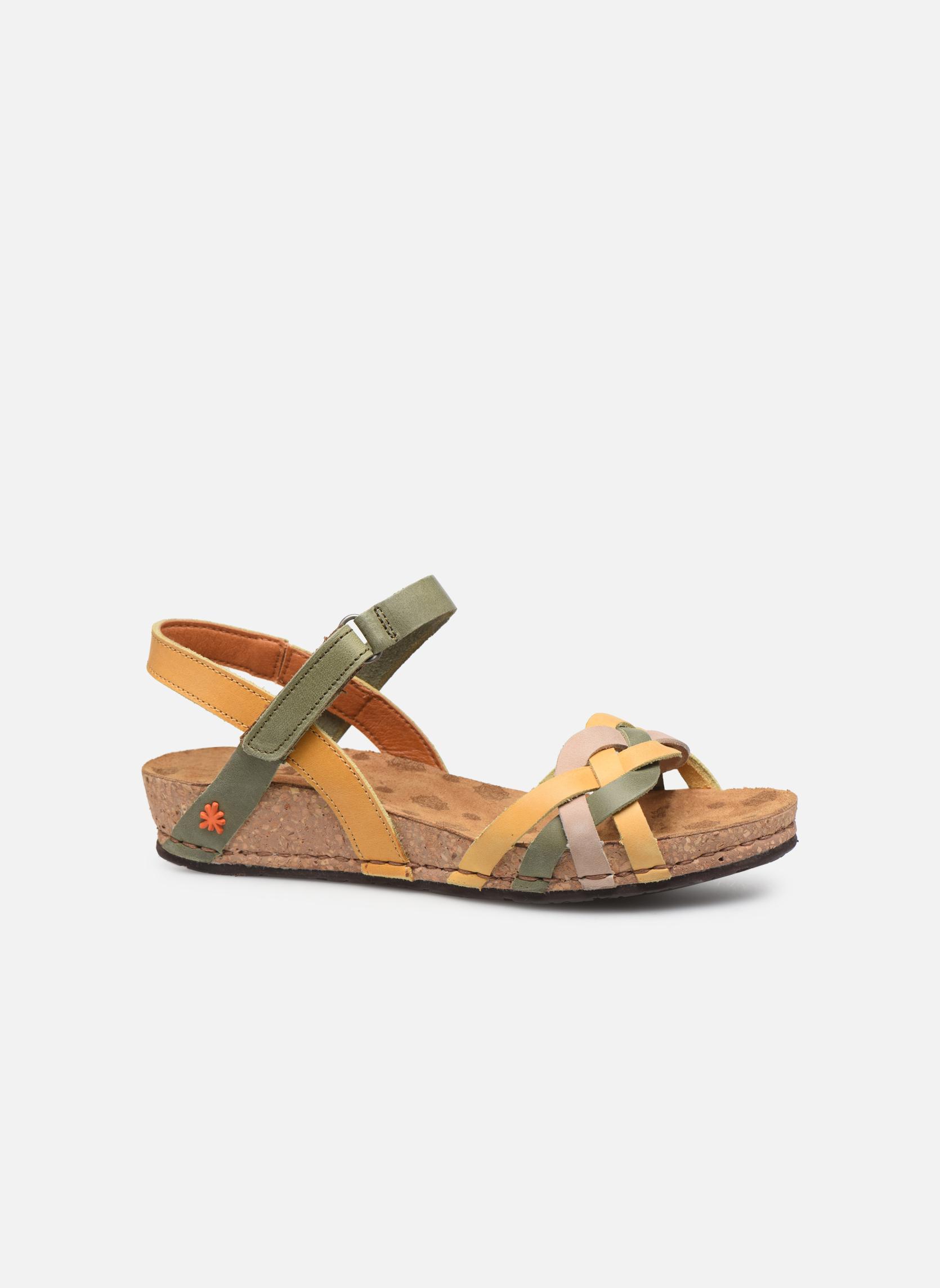 Sandales et nu-pieds Art Pompei 735 Multicolore vue derrière