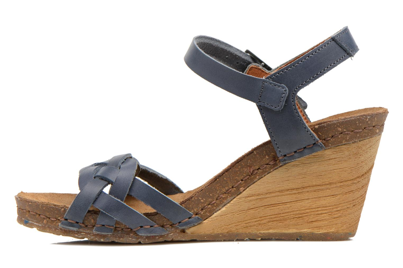 Sandali e scarpe aperte Art Valby 439 Azzurro immagine frontale