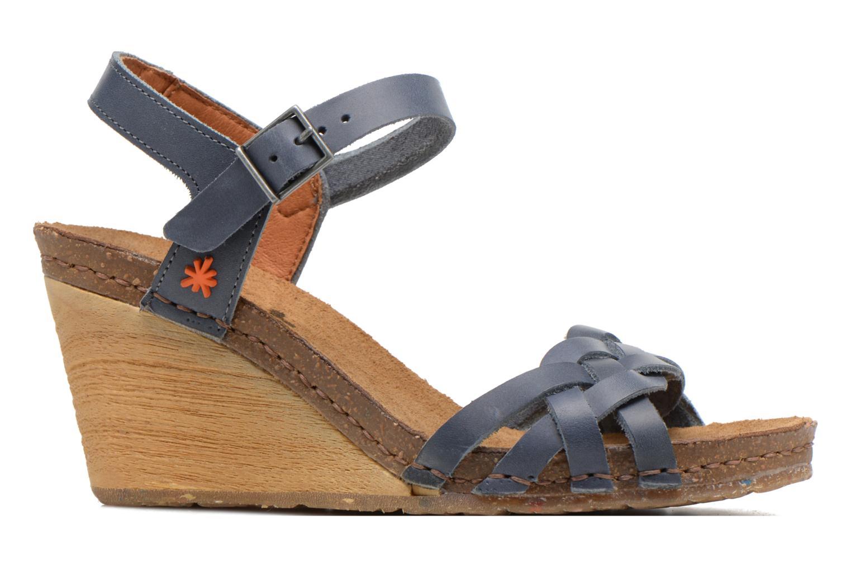 Sandali e scarpe aperte Art Valby 439 Azzurro immagine posteriore