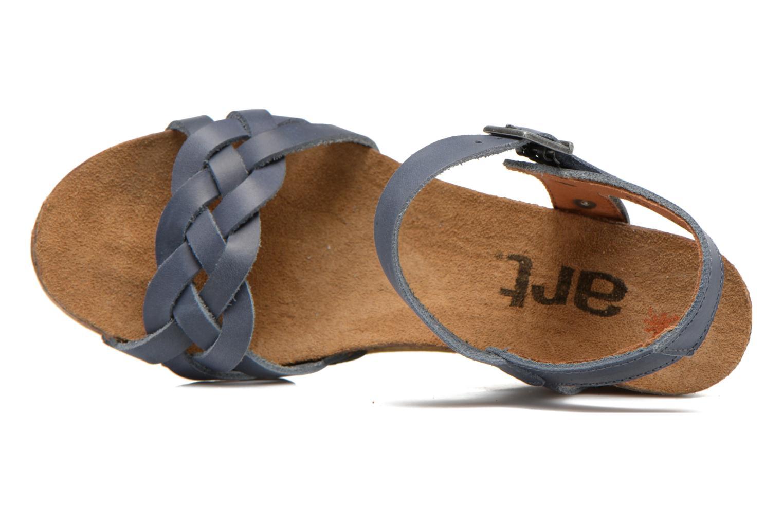 Sandali e scarpe aperte Art Valby 439 Azzurro immagine sinistra